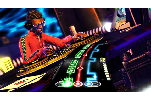 Amazon.com: PS3 DJ Hero Bundle with Turntable: Playstation ...