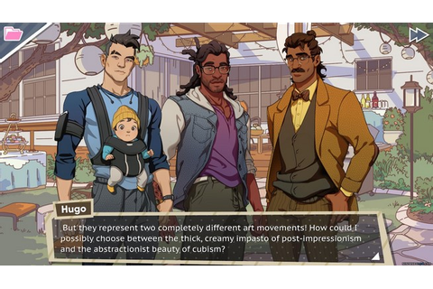 Dream Daddy: A Dad Dating Simulator Free Download Full PC ...