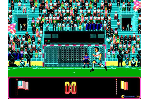 World Trophy Soccer download PC