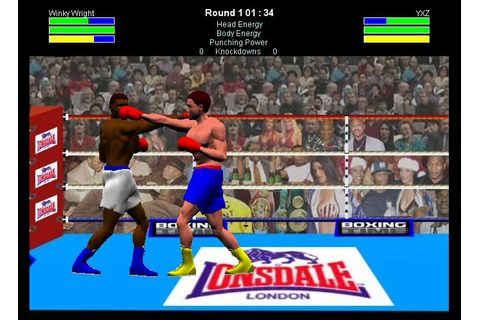 Boxing Games Online