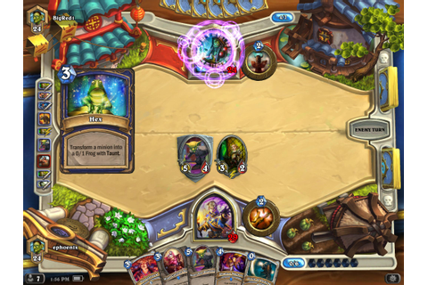Hearthstone by Blizzard Entertainment - Mobile game ...