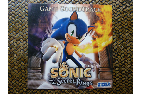 ... Rings Game Soundtrack. Soundtrack from Sonic and the Secret Rings Game