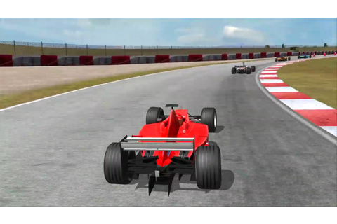 F1 Career Challenge Download Game | GameFabrique