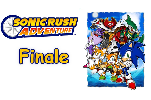 Sonic Rush Adventure - Playthrough Finale - FINAL Boss ...