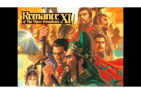 Romance of the Three Kingdoms XI Dominance Extended - YouTube
