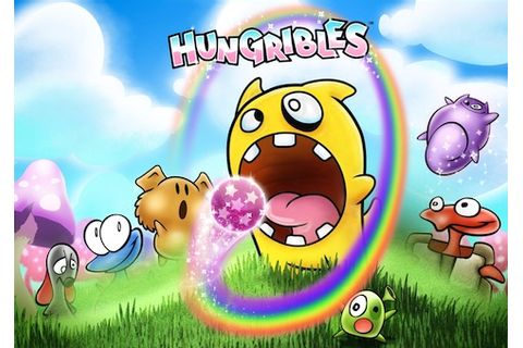 Hungribles is iPhone Game of the Week in 111 Countries