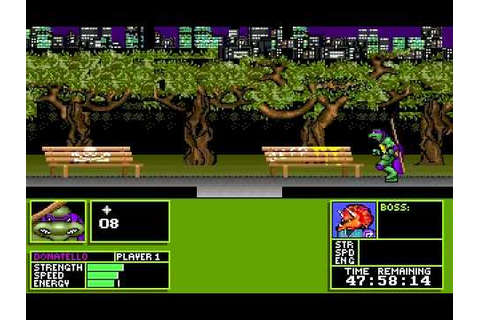 Teenage Mutant Ninja Turtles Manhattan Missions - 02 ...