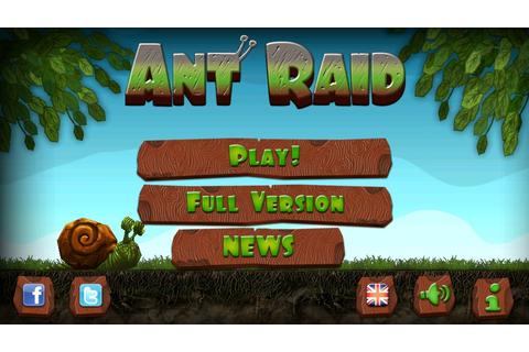 Ant Raid – Games for Windows Phone 2018. Ant Raid – Save ...