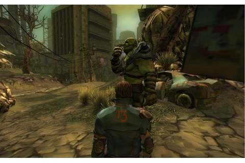Fallout MMO rumored in-game screens | Save n' Load