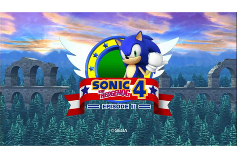Sonic 4 Episode 2 And Episode Metal PC Download - YouTube