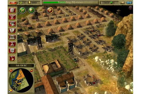CivCity Rome = Great Game for $0.99 on STEAM / Grand Ages ...