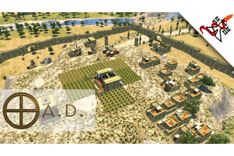 0 A.D. - Alpha 19 Syllepsis Gameplay - YouTube
