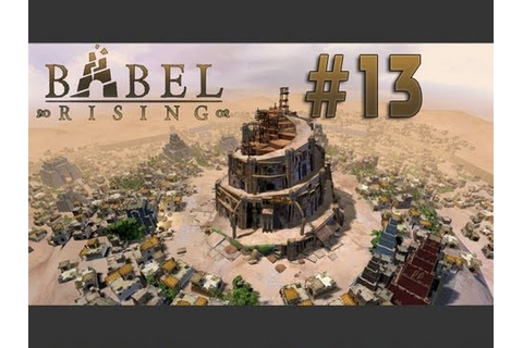 Babel Rising - Walkthrough - Part 13 - Babel Towers (PC ...