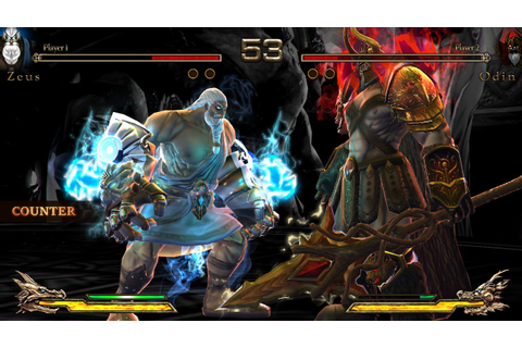 2D Fighting Game Fight of Gods Announced for PC, Gets New ...
