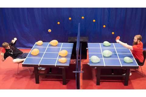 The Greatest Ping Pong Game - YouTube
