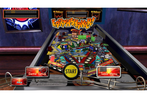 Pinball Arcade - Earthshaker PC Gameplay - YouTube