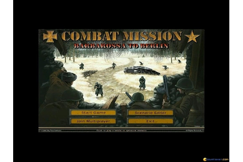 Combat Mission 2: Barbarossa to Berlin gameplay (PC Game ...