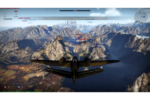 War Thunder - Best Plane Game EVER! - YouTube