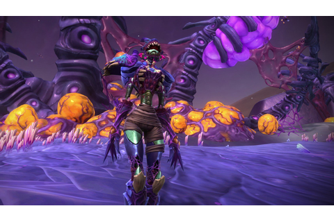 Latest WildStar DevSpeak Breaks Down the Game's Newest ...