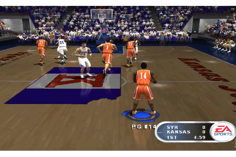 NCAA March Madness 2003 Download Game | GameFabrique