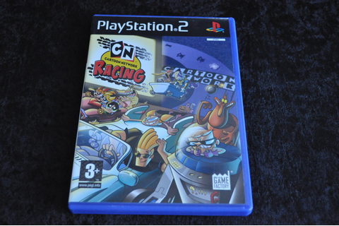 Playstation 2 Cartoon Network Racing - Retrogameking.com ...