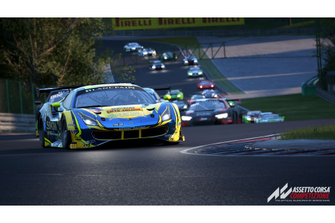 Assetto Corsa Competizione Early Access Release 4 OUT NOW ...