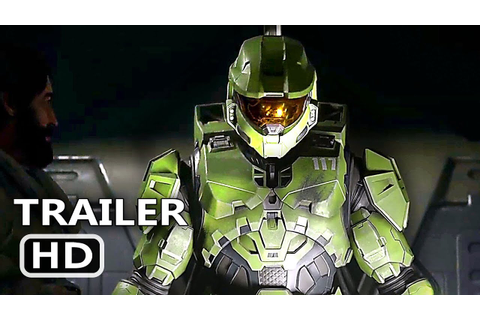 HALO INFINITE Official Trailer (2019) E3 2019 Game HD ...