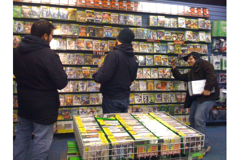 Don't buy video games this holiday | Lariat