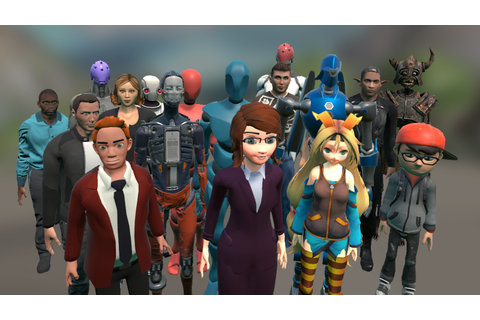 VRChat Releases Early Access Build – Virtual Reality Pop