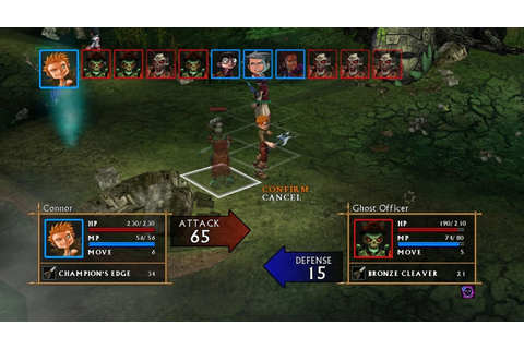 Review: Vandal Hearts: Flames of Judgement (Xbox 360 ...