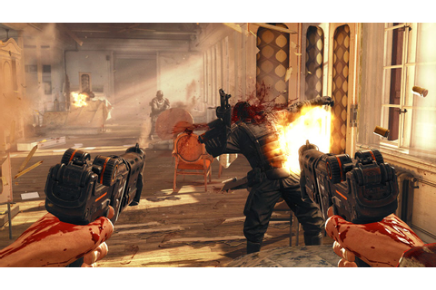 Wolfenstein: The New Order pc - Free Games Download