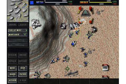 Total Annihilation Commander Pack - Buy and download on ...