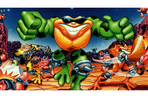 E3 2019: BATTLETOADS is Exactly as 90's as You Want it to Be