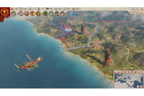 Paradox Interactive Announces Imperator: Rome For 2019 ...