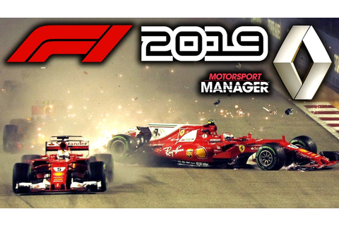 F1 2019 Manager Career: BIGGEST CRASH I'VE SEEN ON THIS ...
