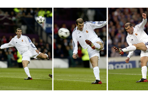 16 Years Ago Today, Zinedine Zidane Scored THAT Volley In ...