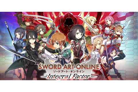 Sword Art Online: Integral Factor 8-Minutes of Gameplay ...