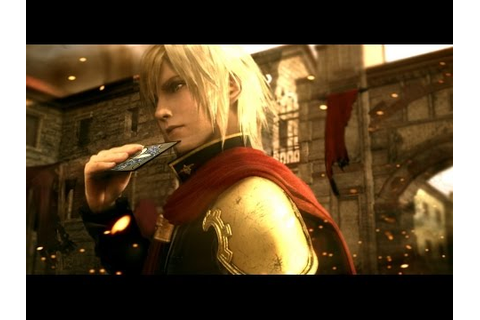 Final Fantasy Type-0 HD Game Movie (All Cutscenes) 1080p ...