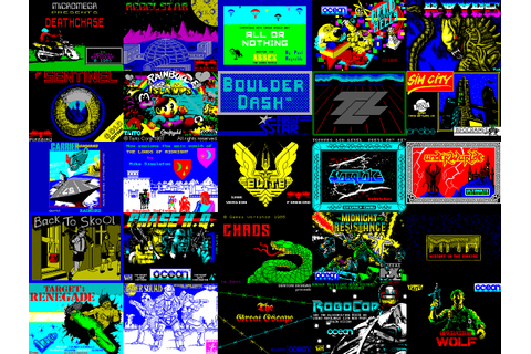 The Sinclair ZX Spectrum at Thirty (Part 6) | Retro Game Music