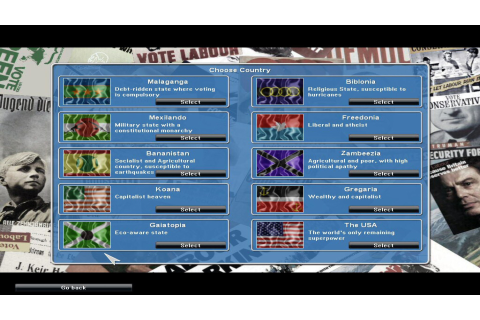 Download Democracy 2 Full PC Game