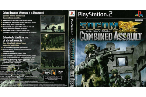 SOCOM U.S. Navy Seals: Combined Assault - CameloxGames