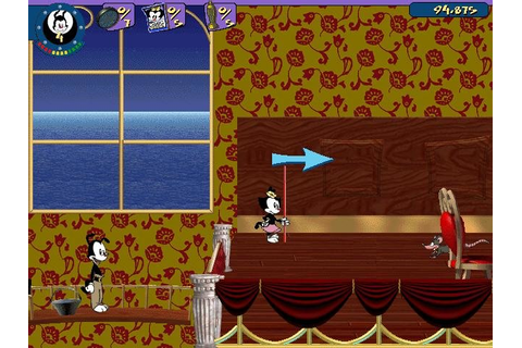 Animaniacs: A Gigantic Adventure - PC Review and Full ...