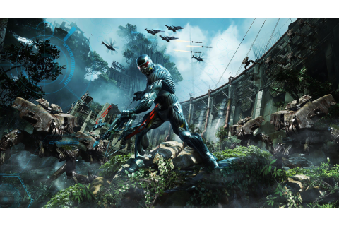 Crysis 3 Game Wallpapers | HD Wallpapers | ID #12151