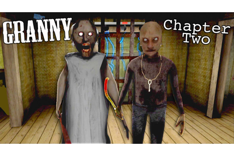 GRANNY CHAPTER 2! New Granny Horror Game - YouTube