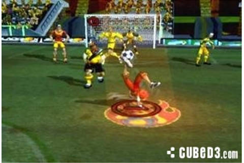 SEGA Soccer Slam (GameCube) Review - Page 1 - Cubed3