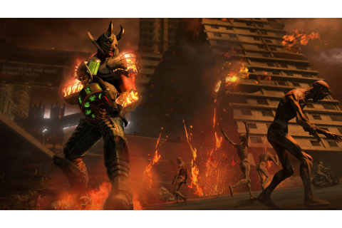 Saints Row: Gat out of Hell review: shout at the devil ...