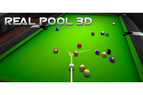 Real Pool 3D Full Game APK Free Download ~ APK Library