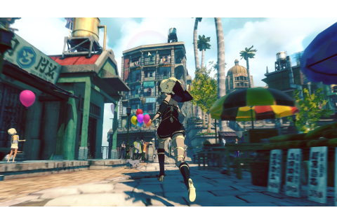 Gravity Rush 2 Players Race To Unlock Items Ahead Of ...