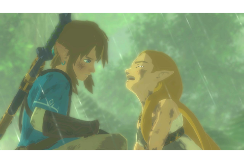 The Legend of Zelda: Breath of the Wild: All Memories ...