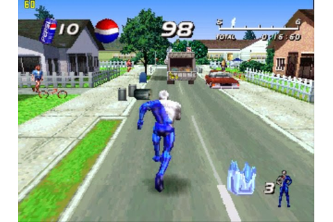 RAVJANI's : Pepsiman PC Game
